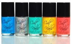 Cult Nails - Road Trip, Anyone? New Collection