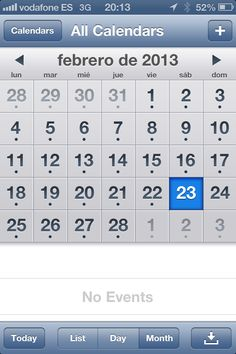 6 Tips and Tricks to help you get the most out of the built-in Calendar App on iPhone, iPad (Mini), and iPod Touch Facebook Birthday, Calendar June, Mac, Looks Cool, Good Advice, Ipod Touch, Ipad Mini, Helpful Hints, Iphone