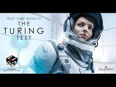 Фантастическое приключение The Turing Test выйдет в конце августа, посмотрите релизный трейлер - FatCatSlim | Гики пишут для гиков