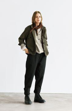 Girl Fashion, Fashion Looks, Womens Fashion, Fashion Design, Mode Outfits, Fall Outfits, Minimal Dress, Vintage Mode, Margaret Howell