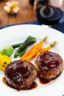 Japanese Hamburger Steak (Hambagu) ハンバーグ | Easy Japanese Recipes at JustOneCookbook.com
