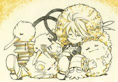 just for a little while longer. Fan Art Pokemon, Pokemon Manga, Pokemon Red, Pokemon Comics, Cute Pokemon, Manga Art, Anime Manga, Pokemon Especial, Pokemon Adventures Manga