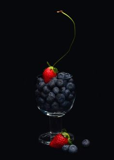 "coffeenuts:  "" Mad About Berries by njk1951 http://flic.kr/p/jB8uoE  """