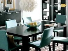 ▶ Nest Notebook: 3 Dining Room Décor Tips - YouTube