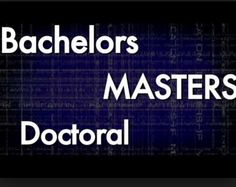 Going back to school to receive my masters.