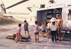 Tay Ninh, Vietnam 1972. We were standing by waiting for a med evac mission,  57th Med Det (Dust off)