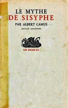 le mythe de sysphe, A.Camus