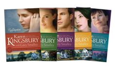 This is the beginning of the Baxter Series books. Karen Kingsbury has great characters that you will soon find yourself attached to. I love her stories and think she is a great author.