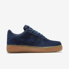 Nike Air Force 1 07 Suede Women's Shoe