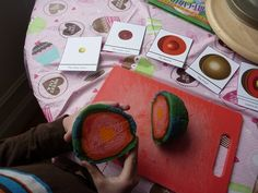 Earth Science: Layers of the Earth with Playdough