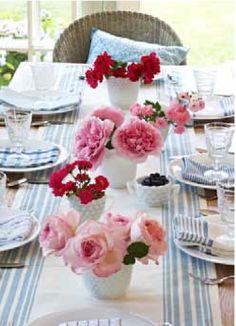 Roses tabletop