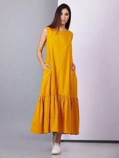 coffee date outfit Linen Dresses, Modest Dresses, Cotton Dresses, Casual Dresses, Summer Dresses, 1950s Dresses, Vintage Dresses, Cotton Long Dress, Casual Cotton Dress