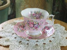 Royal Albert Tea Cup and saucer by Rocky1975 on Etsy, $30.00