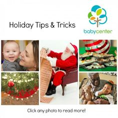 DIY: Make your baby's first Christmas ornament   BabyCenter Blog