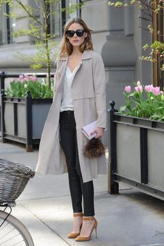 Olivia Palermo - April 20, 2016