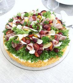 Blondies, Pasta Salad, Camembert Cheese, Sandwiches, Snacks, Ethnic Recipes, Juice, Finger Food, Crab Pasta Salad