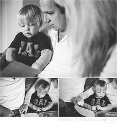 Sweet lifestyle photography session for a toddler. Reading time with mum and dad. Rebecca Tovey Photography - www.weddingphotographytolove.com