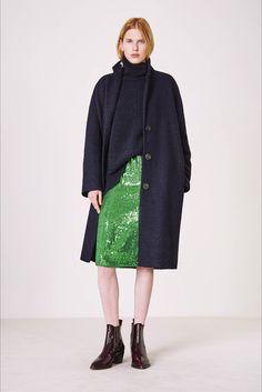 Sfilata Vanessa Bruno Parigi - Collezioni Autunno Inverno 2017-18 - Vogue