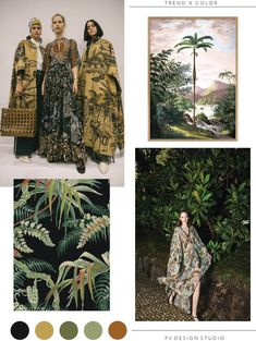 Best Trending Fashion for Women - Fashion Trends 2020 Fashion Trends, Fashion 2020, Fashion Fashion, Fashion Dresses, Valentino Resort, Chanel Resort, Mood Images, Jungle Print, Fashion Prints