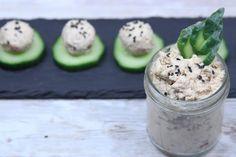 Tuna, Cucumber, Dairy, Cheese, Vegetables, Food, Lemon, Essen, Vegetable Recipes