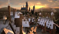 Harry Potter at Universal Studios!