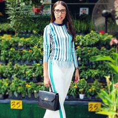 Summer's end #fashion #editor @cvazzana #tote #bag #janisleenewyork #designer #handbag #madeinnyc #handmade #madeinny #fashionblogger #streetstyle #nyc #blogger