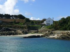 """The Isles of Scilly: The Land That Time Forgot - I always answer """"Scilly"""" when people ask about a favorite recent trip. The islands (140 of them, 5 inhabited) are stunningly beautiful, friendly, and a favorite of the royal family. royal families, island"""