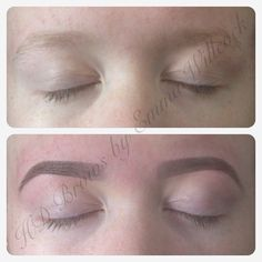 Invisible brows to gorgeous HD Brows by MASTER Stylist Emma Willcock.