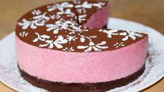 Постный шоколадный муссовый торт с вишней | Vegan Cherry & Chocolate Mou...