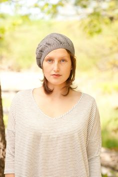 rosa hat by melissa labarre / quince & co. tern, 1 skein
