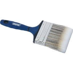 Draper 100mm Soft Grip Synthetic Paint Brush Synthetic bristle paint brushes with square cut ends held in stainless steel ferrule. Soft grip handles for user comfort.... (Barcode EAN=5010559413713) http://www.MightGet.com/february-2017-2/draper-100mm-soft-grip-synthetic-paint-brush.asp