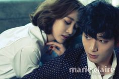 [OFFICIAL] 2AM's JinWoon & Go Joon Hee – Marie Claire Magazine, June 2013 ©MARIE CLAIRE MAGAZINE http://www.marieclairekorea.com
