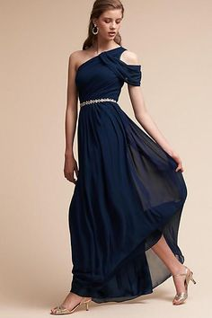 Anthropologie Daydreamer Wedding Guest Dress