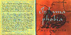 MuslimGauze - Vampire of Tehran #cd - #muslimgauze #ambient #oriental #industrial #experimental #electronic #music #artwork - Izlamaphobia