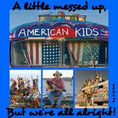 Kenny chesney american kids