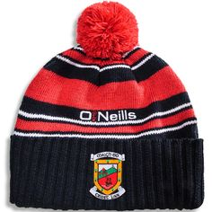 O'Neills Mayo GAA online shop featuring the official Mayo jersey, training gear & kids ranges. Shop Now! Bobble Hats, Knitted Hats, Sportswear, Shop Now, Winter Hats, Beanie, Knitting, Ireland, Stuff To Buy
