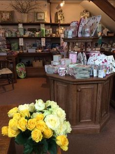 Mothers Day at Gilbert White's Giftshop