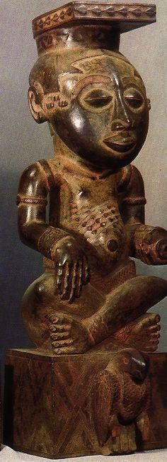 kuba kings - kuba ndop sculpture - african art antique - congo art - african art sculpture
