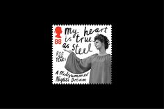 Royal Shakespeare Company — 50 Years Stamps