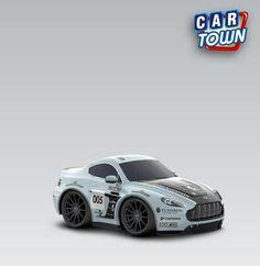 Aston Martin V12 Vantage 2011 - Zagato