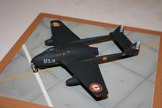 De Havilland D.H. 100 Vampire FB 52 - Aèronavale Frankreich - Hasegawa - 1/72