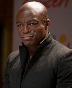 R&B singer, Seal ~ (Seal Henry Olusegun Olumide Adelo Samuel) Was born February 19, 1963