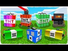 ¡LA NUEVA TNT DE MINECRAFT! *SIN MODS* SUPER RARA Y DIVERTIDA Minecraft Mods, Hilarious, Musica