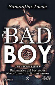 Leggere Romanticamente e Fantasy: Recensione: THE BAD BOY di Samantha Towle