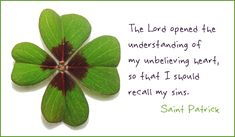 Quotes By Saint Patrick