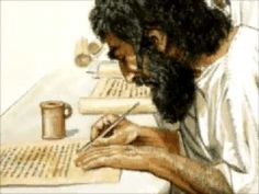 How were the Dead Sea Scrolls written: The Scribes who wrote the Scrolls