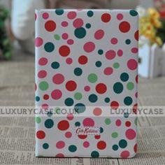 Cath Kidston Ipad Mini Leather Smart Cover Colorful Dots