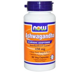 Buy Now Foods, Ashwagandha, 450 mg, 90 VCaps  - Dietary Supplement for sale in Cheapest Online supplements shop megavitamins in Gold Coast, Brisbane & across Australia.