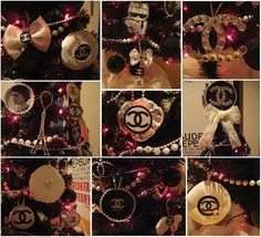 A very Chanel Christmas