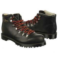Men's Dr. Martens Holt Black Shoes.com